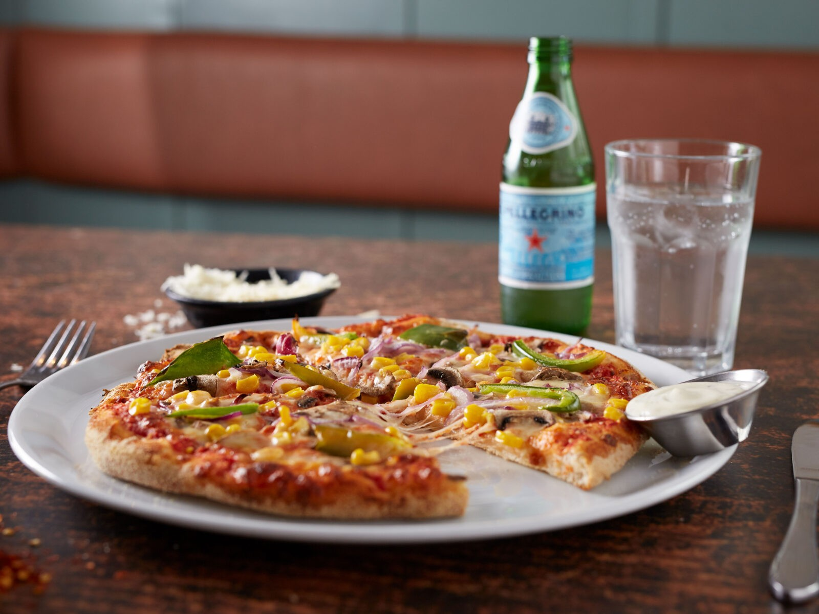 Great Offers At Greens Greens Pizza